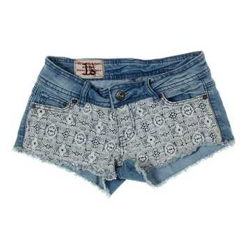 Eyelet Accented Shorts for Sale on Swap.com