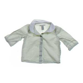 Gingham Button-up Shirt for Sale on Swap.com