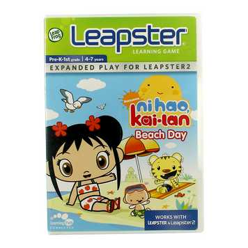 Leapster Learning Game: Ni Hao, Kai-lan Beach Day for Sale on Swap.com
